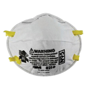 3M70070614394 3M8210 N95 Disposable Respiratory Mask