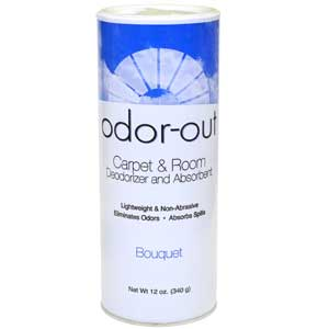 FRS121400BO 12oz Odor Carpet Powder Bouquet 12/bx