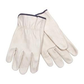 A176002 Medium Leather Driver Glove per doz