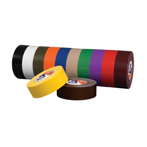 PC600 2 x 60yds Yellow Contractor Grade Duct Tape