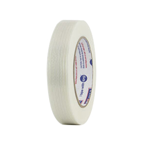 #110 3/8 x 60yds BOPP Filament Tape 96rls/cs