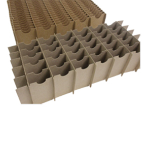 10 5/16 x 10 5/16 x 3 1/8 .028 Chipboard Partition (48