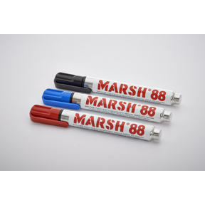 MARSHM88FXJBKP Marsh M88FX Junior Paint Marker Black