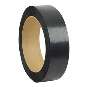 3/8 x .023 x 12900ft B300 8x8 Black Embossed Polypropylene