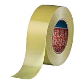 #4289 2 x 60yds Yellow Strapping Tape 36rls/cs