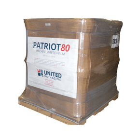 20 x 5000ft PATRIOT 80