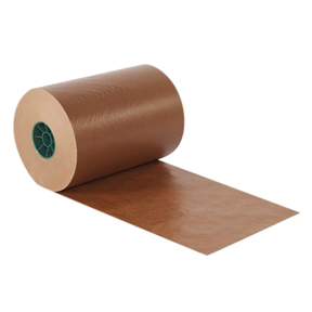"WP1230 12"" 30lb 1500ft Waxed Kraft Paper Roll"