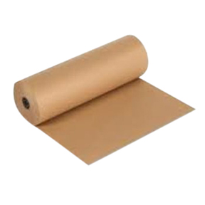 "24"" 40lb 900ft Virgin Kraft Paper Roll 75rls/sk"