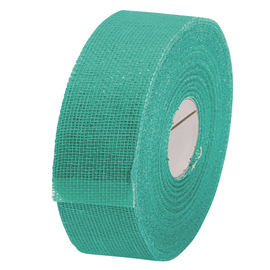 "Tape Cohesive Gauze SAF-T 3/4"" x 30yd Green Finger Protection"