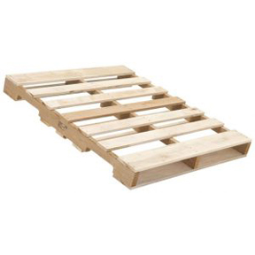 48 x 40 Recycled B Grade 4-Way 3-Stringer Pallet