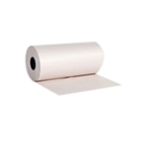 "NP1890 18"" 30lb 1440ft White Newsprint Roll"